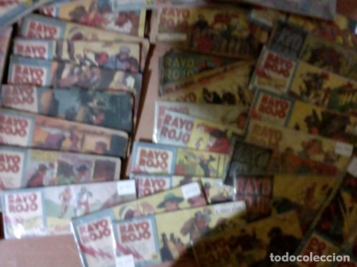Cómics: Rayo-Rojo-Lote-Numb-40-primeros-Num-Colt-l - Foto 5 - 150848794