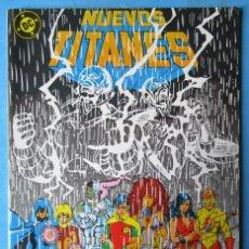 Cómics: NUEVOS TITANES Nº 32 - ZINCO 1984 - MUY BUEN ESTADO. Lote 150850134