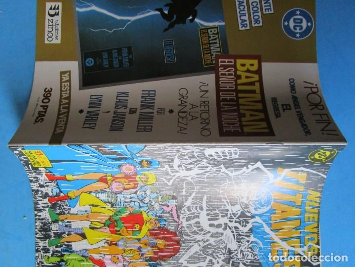 Cómics: NUEVOS TITANES Nº 32 - ZINCO 1984 - MUY BUEN ESTADO - Foto 2 - 150850134