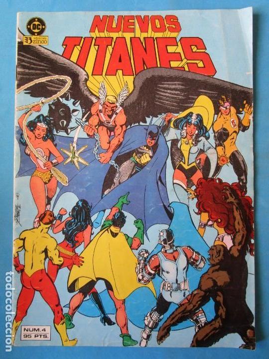 NUEVOS TITANES Nº 29 - 1984 - ZINCO (Tebeos y Comics - Zinco - Nuevos Titanes)