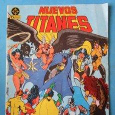 Cómics: NUEVOS TITANES Nº 29 - 1984 - ZINCO. Lote 150850294