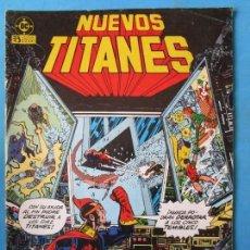 Cómics: NUEVOS TITANES Nº 7 - 1984 - ZINCO. Lote 150850354