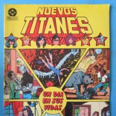 Comics : NUEVOS TITANES Nº 8 - 1984 - ZINCO. Lote 150850470