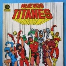 Cómics: NNUEVOS TITANES Nº 9 - 1984 - ZINCO - 0,99€. Lote 150850526