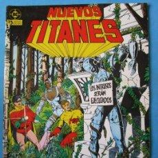 Cómics: NUEVOS TITANES Nº 13 - 1985 - ZINCO - 0,99€. Lote 150850638