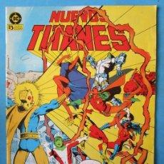 Cómics: NUEVOS TITANES Nº 14 - 1985 - ZINCO. Lote 150850690