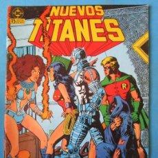 Cómics: NUEVOS TITANES Nº 16 - 1985 - ZINCO. Lote 150850742