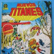 Cómics: NUEVOS TITANES Nº 19 - 1985 - ZINCO. Lote 150850878