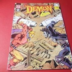 Cómics: DE KIOSCO THE DEMON VS LOBO 3 EDICIONES ZINCO DC COMICS ALAN GRANT. Lote 150917628