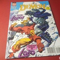 Cómics: DE KIOSCO THE DEMON VS LOBO 2 EDICIONES ZINCO DC COMICS. Lote 150918646