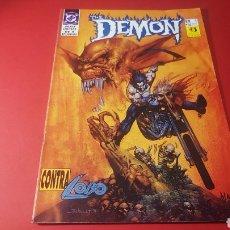 Cómics: EXCELENTE ESTADO THE DEMON VS LOBO 1 EDICIONES ZINCO DC COMICS. Lote 154675394