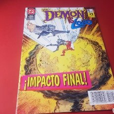 Cómics: EXCELENTE ESTADO THE DEMON VS LOBO 4 EDICIONES ZINCO DC COMICS. Lote 150930384