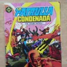 Cómics: LA PATRULLA CONDENADA - Nº 1 - ED. ZINCO. Lote 150941126
