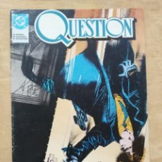 Cómics: QUESTION - Nº 1 - ED. ZINCO. Lote 150946906
