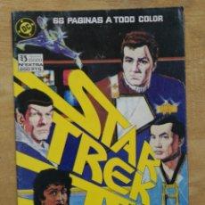 Cómics: STAR TREK IV, MISIÓN SALVAR LA TIERRA - EDICIÓN EXTRA 68 PÁGINAS - ED. ZINCO. Lote 151060446