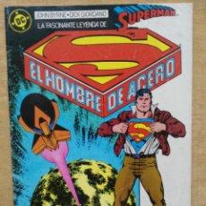 Cómics: SUPERMAN, EL HOMBRE DE ACERO - Nº 1 - ED. ZINCO. Lote 151060974