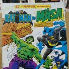 Cómics: BATMAN VS. LA MASA - 64 PÁGINAS, EDICIÓN COLECCIONISTA - ED. ZINCO. Lote 151070490