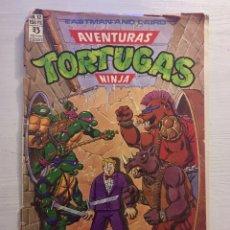 Cómics: TORTUGAS NINJA. Lote 151309032