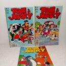 Cómics: PACK 3 COMICS TOM & JERRY (EDICIONES ZINCO) NÚMEROS 16 - 17 Y 21.. Lote 151524582