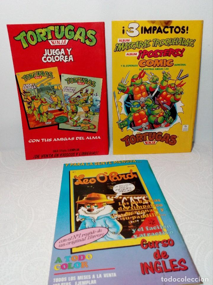Cómics: PACK 3 COMICS TOM & JERRY (EDICIONES ZINCO) NÚMEROS 16 - 17 Y 21. - Foto 2 - 151524582