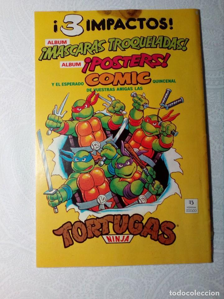 Cómics: PACK 3 COMICS TOM & JERRY (EDICIONES ZINCO) NÚMEROS 16 - 17 Y 21. - Foto 8 - 151524582