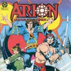 Cómics: ARION- Nº 3 - FANTASÍA APASIONANTE-JAN DUURSEMA- WARLORD-ESCASO-1985- BUENO- DIFÍCIL-LEAN- 0299. Lote 151661646