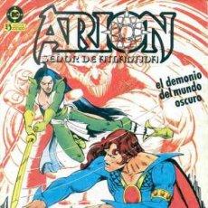 Cómics: ARION- Nº 6 - FANTASÍA APASIONANTE-JAN DUURSEMA- WARLORD-ESCASO-1985- BUENO- DIFÍCIL-LEAN- 0300. Lote 151661978