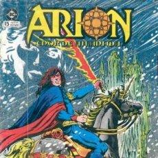 Cómics: ARION- Nº 9 - FANTASÍA APASIONANTE-JAN DUURSEMA- WARLORD-ESCASO-1985- BUENO- DIFÍCIL-LEAN- 0301. Lote 151662246