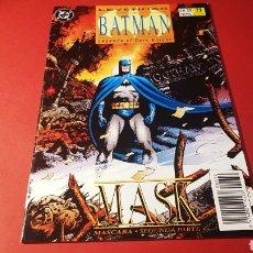 Cómics: EXCELENTE ESTADO LEYENDAS DE BATMAN 39 MASK SEGUNDA PARTE EDICIONES ZINCO. Lote 91549104