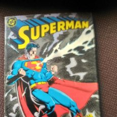 Cómics: RETAPADO SUPERMAN 37, 38, 39, 40. JOHN BYRNE. Lote 151749578