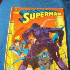 Cómics: SUPERMAN Y BATMAN Nº 7 ZINCO VOL VOLUMEN 1 DC ¿QUIEN ES QUIEN?. Lote 151763206
