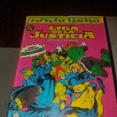 Cómics: ESPECIAL VERANO - LIGA DE LA JUSTICIA. Lote 151815613