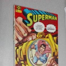 Cómics: SUPERMAN Nº 19 / DC - ZINCO. Lote 151950646