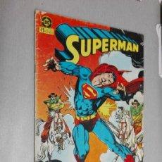 Cómics: SUPERMAN Nº 8: TERRAMAN EL JINETE CÓSMICO / DC - ZINCO. Lote 151950830