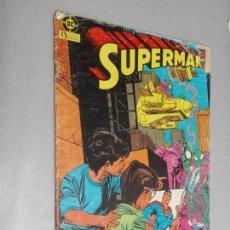 Cómics: SUPERMAN Nº 15: SI SUPERMAN NO EXISTIERA / DC - ZINCO. Lote 151951166