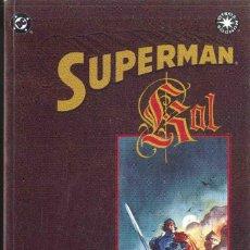 Cómics: SUPERMAN , KAL. Lote 152053538