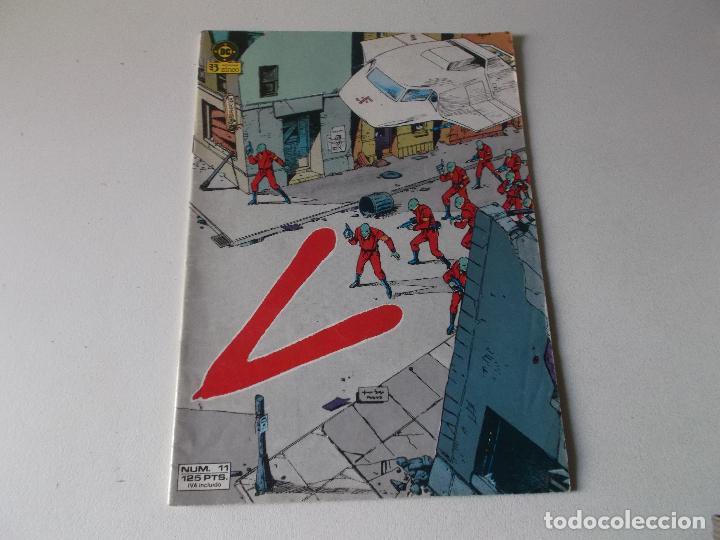 ZINCO, V NUMERO 11, 1985 (Tebeos y Comics - Zinco - Otros)