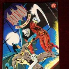 Cómics: DC ZINCO BATMAN CIRCULO MORTAL. Lote 152279502