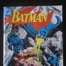 Cómics: BATMAN, JUSTICIA CIEGA Nº 2. ZINCO. . Lote 152488390
