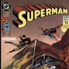 Fumetti: SUPERMAN VOL.2 Nº 105. Lote 152519878