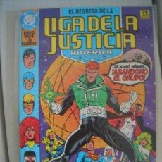 Cómics: LIGA DE LA JUSTICIA DE AMÉRICA #2 EL REGRESO DE LA LIGA DE JUSTICIA DE AMÉRICA (ZINCO, 1994). Lote 140836906