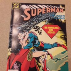 Cómics: SUPERMAN 44, JOHN BYRNE / GEORGE PÉREZ. Lote 152735298