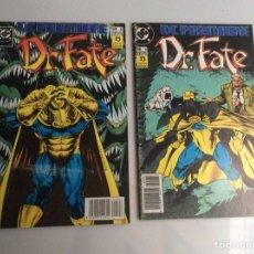 Cómics: DC PREMIERE Nº 4,6 , DOCTOR FATE -EDITA : ZINCO DC. Lote 152807650
