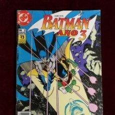 Cómics: DC ZINCO BATMAN AÑO 3 Nº 2. Lote 152865294