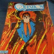 Cómics: QUESTION Nº 4. ZINCO. Lote 152904682