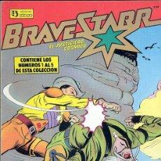 Cómics: BRAVE STARR (COLECCIÓN COMPLETA) -RAREZA-. Lote 152924878