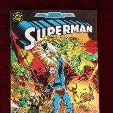 Fumetti: DC ZINCO SUPERMAN Nº 11. Lote 153019634