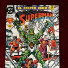 Fumetti: DC ZINCO SUPERMAN Nº 23 EL EFECTO CERO. Lote 153026026