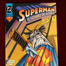 Fumetti: DC ZINCO SUPERMAN Nº 33 EL SECRETO REVELADO. Lote 153041874