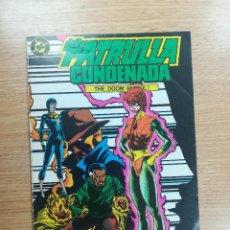 Cómics: PATRULLA CONDENADA #4. Lote 153280164